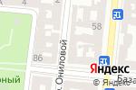 Схема проезда до компании Банк Грант, ПАО в Одессе