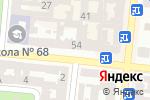 Схема проезда до компании Ельза в Одессе