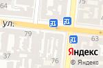 Схема проезда до компании Lady`s box в Одессе