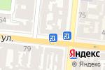 Схема проезда до компании Продовольственный магазин в Одессе