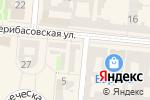 Схема проезда до компании Miroshki в Одессе