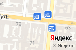 Схема проезда до компании Navistar в Одессе