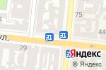 Схема проезда до компании Экотеплайн в Одессе