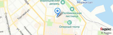 Оскар Одесса на карте Одессы