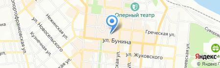 Аккорд Плюс на карте Одессы