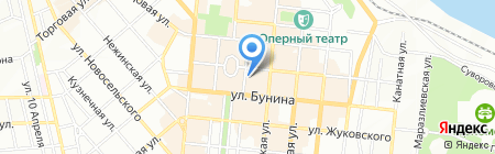 SigoMarineTour на карте Одессы