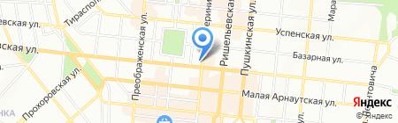 Добробут-М на карте Одессы