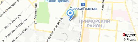 Headway Ltd на карте Одессы
