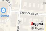 Схема проезда до компании Ньютончик в Одессе