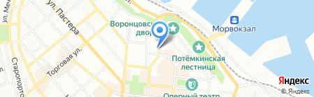 А.Б.И.-дизайн на карте Одессы