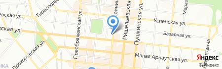 Massimo на карте Одессы