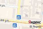 Схема проезда до компании Mr.Chef в Одессе