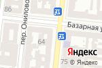 Схема проезда до компании Одеський юридичний ліцей в Одессе
