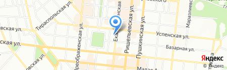 Vero на карте Одессы