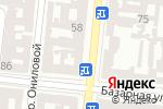 Схема проезда до компании ПараD в Одессе