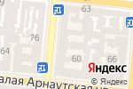 Схема проезда до компании Федерация подводного спорта Одесской области в Одессе