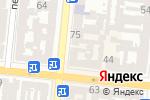 Схема проезда до компании Український Дім Одеси в Одессе