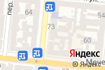 Схема проезда до компании Ocean Group в Одессе