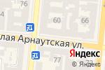 Схема проезда до компании BSL-SERVICE в Одессе