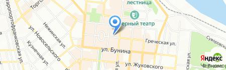Moda mia на карте Одессы