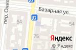 Схема проезда до компании PZU Украина в Одессе