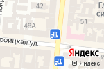 Схема проезда до компании Miss Lora в Одессе