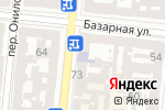 Схема проезда до компании Салон-магазин канцтоваров, открыток и подарочной упаковки в Одессе