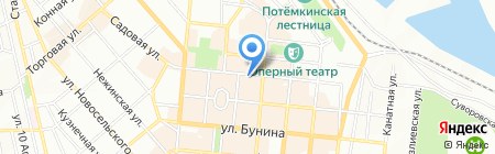 Naf Naf на карте Одессы