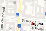 Схема проезда до компании Центральная городская детская библиотека им А.П. Гайдара в Одессе