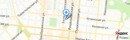 Імперія-тур ВІП-клуб на карте Одессы
