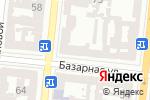 Схема проезда до компании TUI в Одессе
