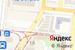 Схема проезда до компании N1 Service в Одессе