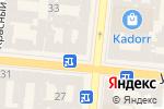 Схема проезда до компании Royal Tech Service в Одессе