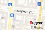 Схема проезда до компании Живое Павловское пиво в Одессе