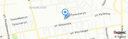 Техникум газовой и нефтяной промышленности на карте Одессы