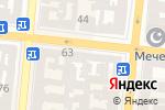 Схема проезда до компании Книжковий клуб в Одессе