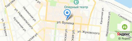 Vitapetra на карте Одессы