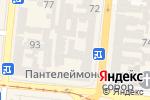 Схема проезда до компании Компаньйон Фінанс, ТОВ в Одессе