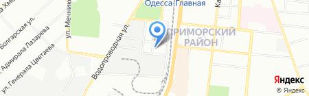 Ozon на карте Одессы