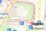 Схема проезда до компании Мангал Premium в Одессе