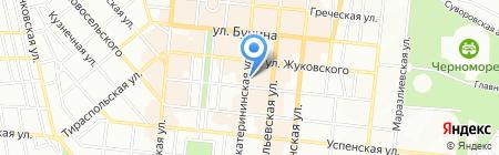 Barbara Bui на карте Одессы
