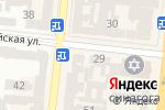 Схема проезда до компании Гран-прі в Одессе