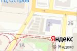 Схема проезда до компании Nano Store в Одессе