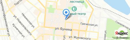 V Travel на карте Одессы