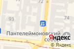 Схема проезда до компании Elmag в Одессе