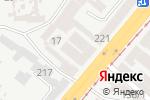Схема проезда до компании Бюро оценки в Одессе
