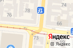 Схема проезда до компании Мастер копер в Одессе