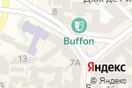 Схема проезда до компании Камана в Одессе