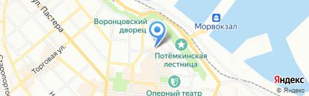 Marine Service Corporation на карте Одессы