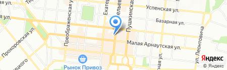Ваш стиль на карте Одессы